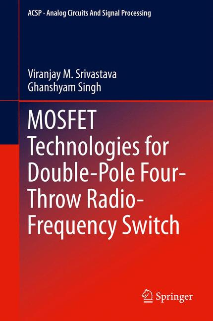 Cover of 'MOSFET Technologies for Double-Pole Four-Throw Radio-Frequency Switch'