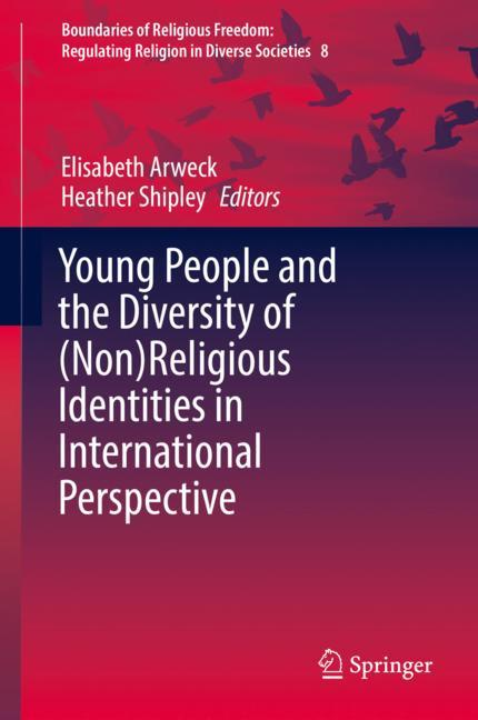 Cover of 'Young People and the Diversity of (Non)Religious Identities in International Perspective'