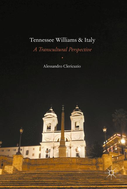 Cover of 'Tennessee Williams and Italy'