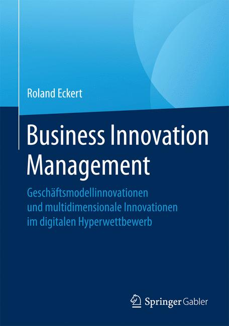Cover of 'Business Innovation Management'