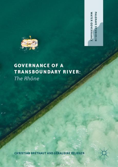 Cover of 'Governance of a Transboundary River'