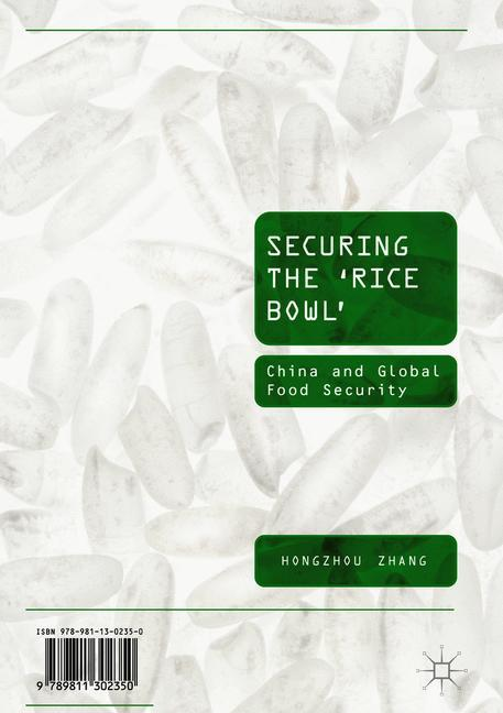 Cover of 'Securing the 'Rice Bowl''