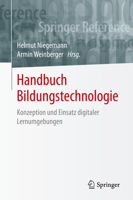 Cover of 'Handbuch Bildungstechnologie'