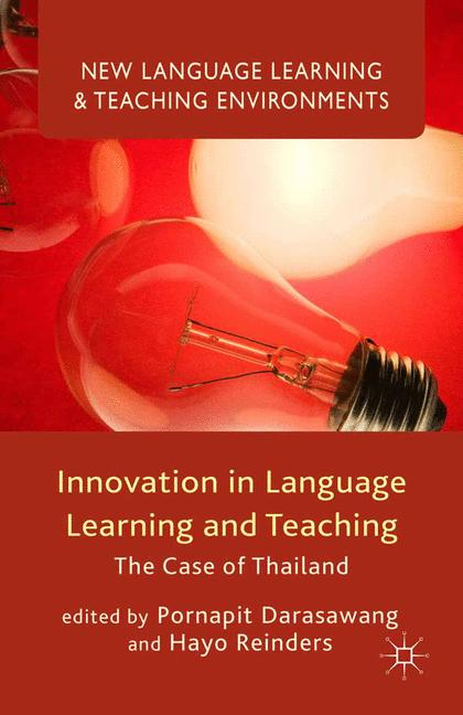 Cover of 'Innovation in Language Learning and Teaching'