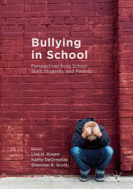 Cover of 'Bullying in School'
