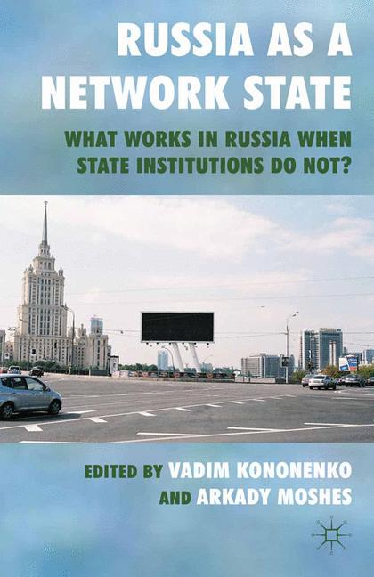Cover of 'Russia as a Network State'