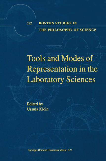 Cover of 'Tools and Modes of Representation in the Laboratory Sciences'