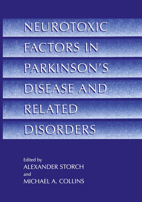 Cover of 'Neurotoxic Factors in Parkinson's Disease and Related Disorders'
