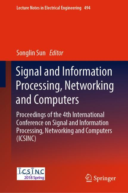 Cover of 'Signal and Information Processing, Networking and Computers'