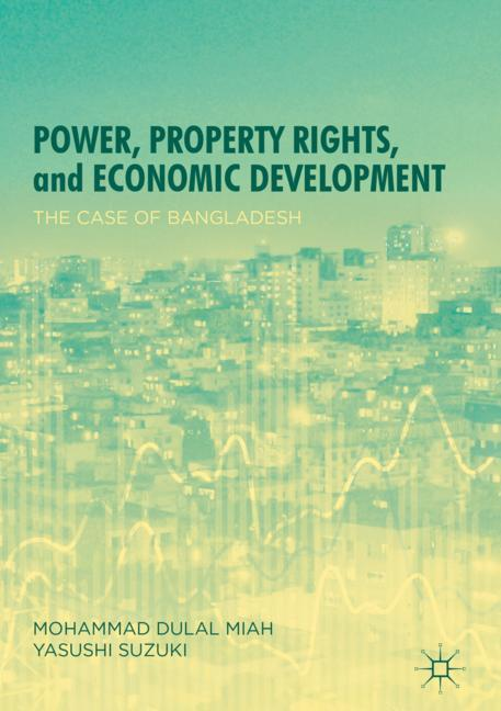 Cover of 'Power, Property Rights, and Economic Development'