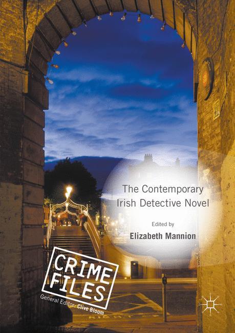 Cover of 'The Contemporary Irish Detective Novel'