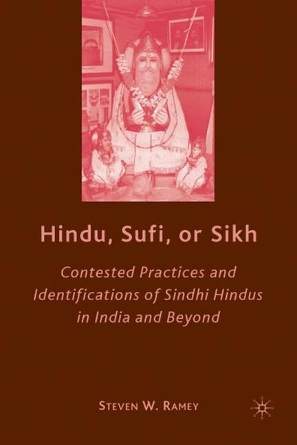 Cover of 'Hindu, Sufi, or Sikh'