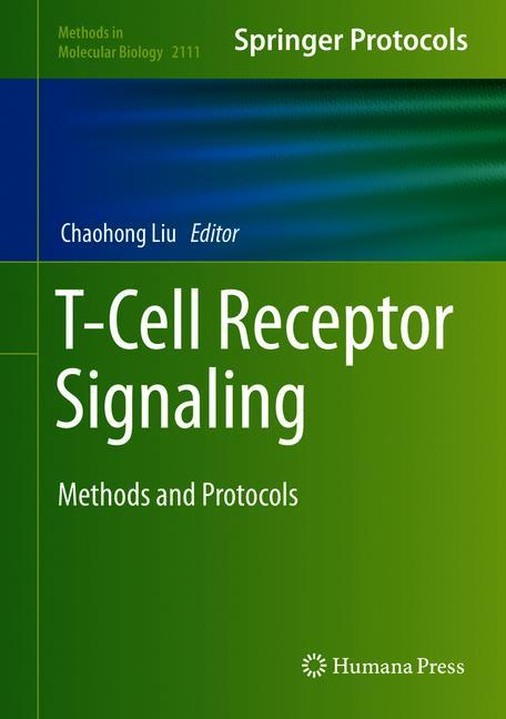 Cover of 'T-Cell Receptor Signaling'