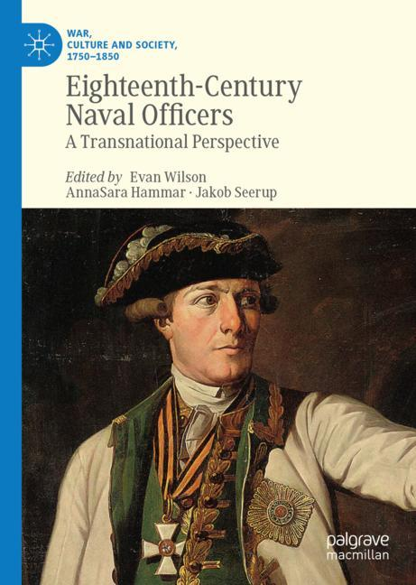 Cover of 'Eighteenth-Century Naval Officers'