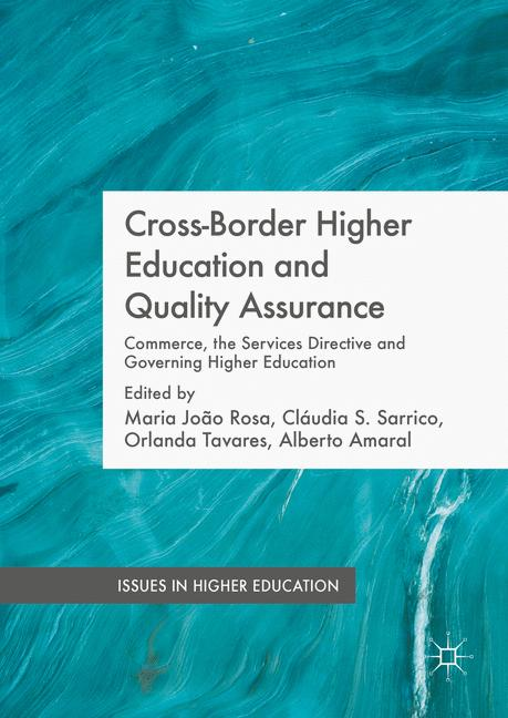 Cover of 'Cross-Border Higher Education and Quality Assurance'