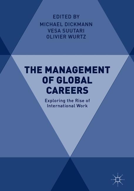 Cover of 'The Management of Global Careers'