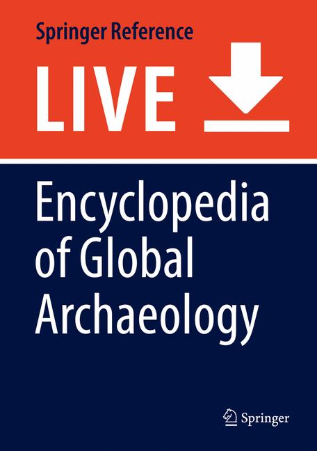 Cover of 'Encyclopedia of Global Archaeology'