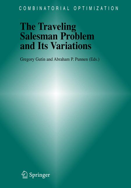Cover of 'The Traveling Salesman Problem and Its Variations'