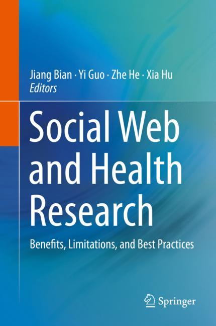 Cover of 'Social Web and Health Research'