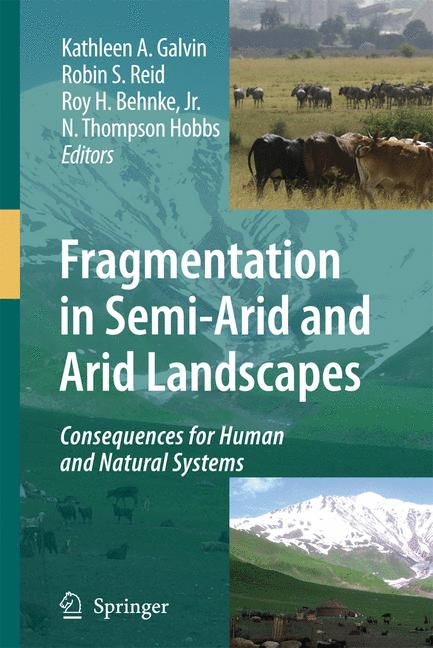 Cover of 'Fragmentation in Semi-Arid and Arid Landscapes'