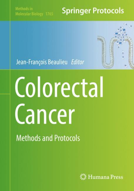 Cover of 'Colorectal Cancer'