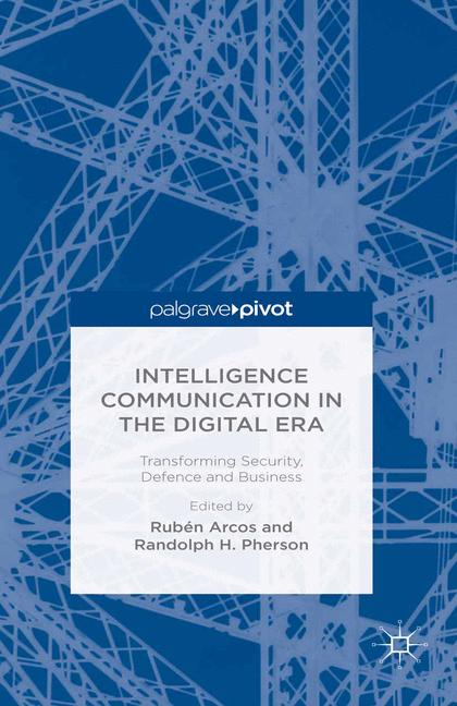 Cover of 'Intelligence Communication in the Digital Era'
