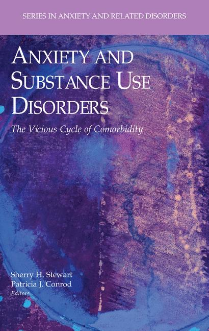 Cover of 'Anxiety and Substance Use Disorders'