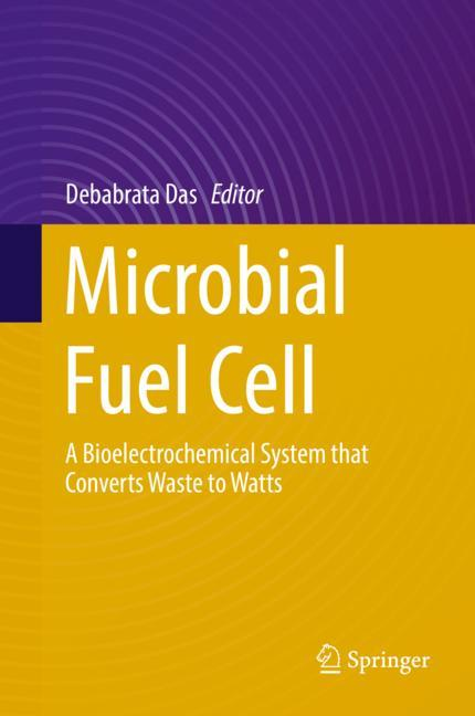 Cover of 'Microbial Fuel Cell'