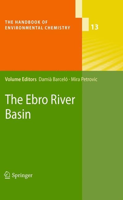 Cover of 'The Ebro River Basin'