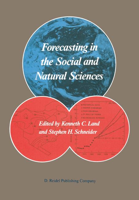 Cover of 'Forecasting in the Social and Natural Sciences'