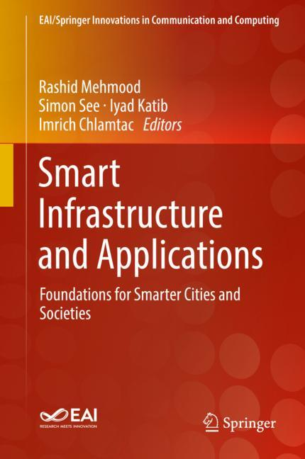 Cover of 'Smart Infrastructure and Applications'