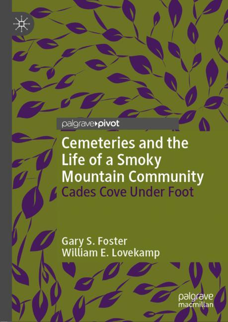 Cover of 'Cemeteries and the Life of a Smoky Mountain Community'