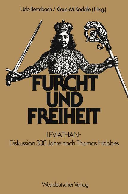 Cover of 'Furcht und Freiheit'