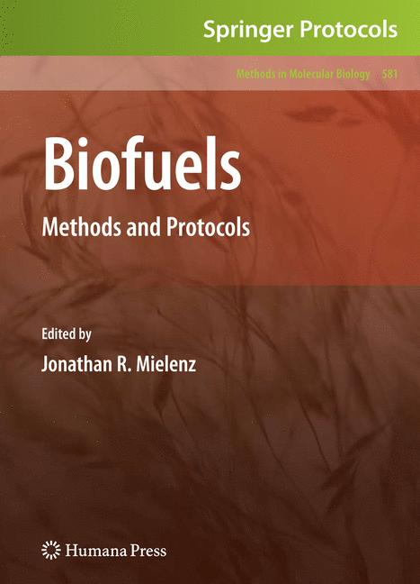 Cover of 'Biofuels'
