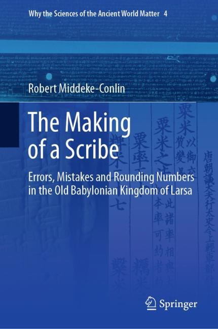 Cover of 'The Making of a Scribe'