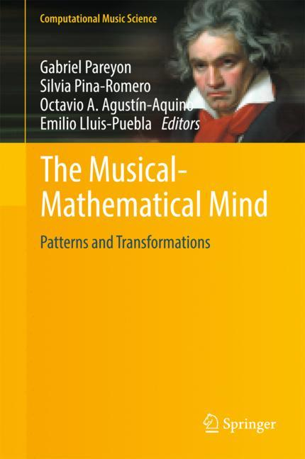 Cover of 'The Musical-Mathematical Mind'