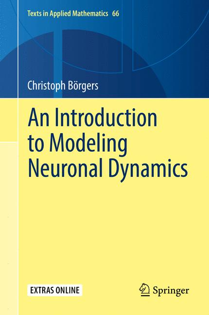 Cover of 'An Introduction to Modeling Neuronal Dynamics'