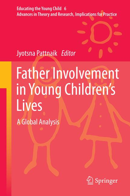 Cover of 'Father involvement in young children's lives'
