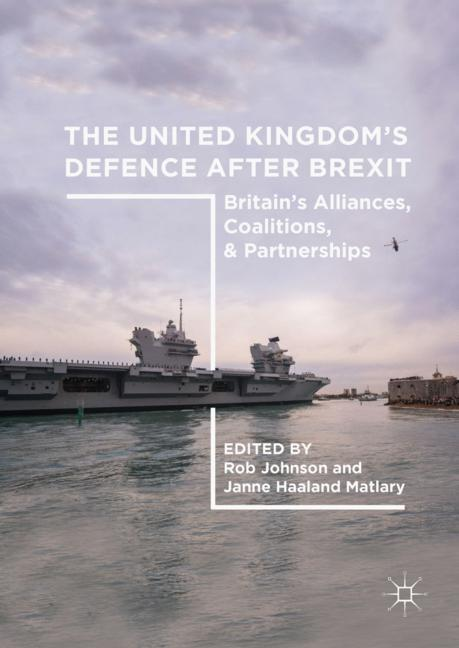 Cover of 'The United Kingdom's Defence After Brexit'