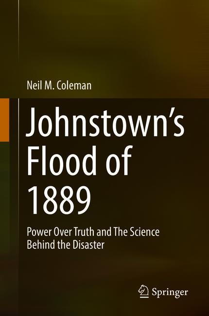 Cover of 'Johnstown's Flood of 1889'