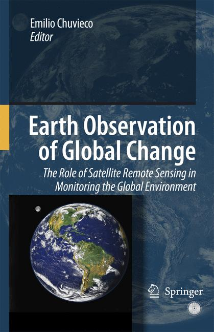 Cover of 'Earth Observation of Global Change'