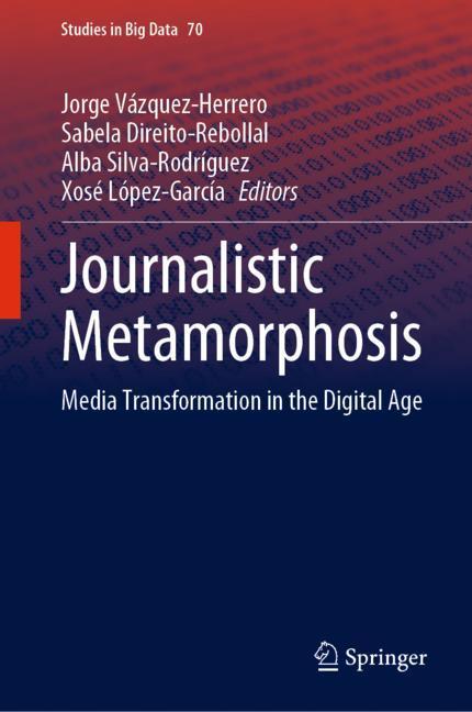 Cover of 'Journalistic Metamorphosis'