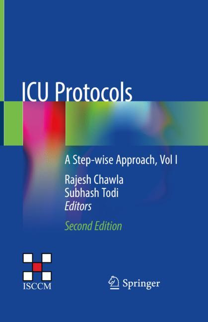 Cover of 'ICU Protocols'