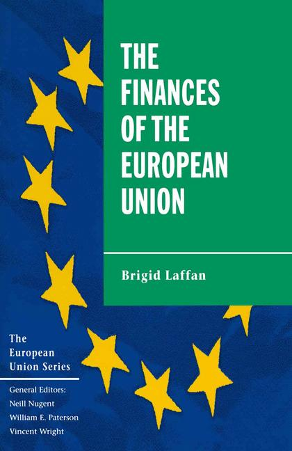 Cover of 'The finances of the European Union'