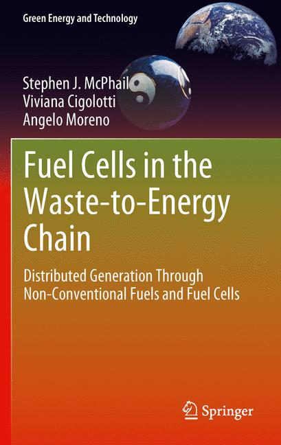 Cover of 'Fuel Cells in the Waste-to-Energy Chain'