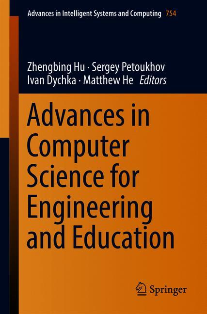 Cover of 'Advances in Computer Science for Engineering and Education'