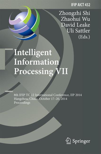 Cover of 'Intelligent Information Processing VII'