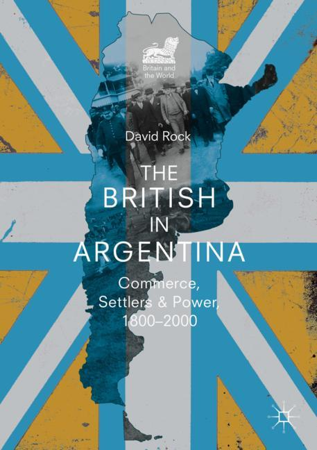 Cover of 'The British in Argentina'