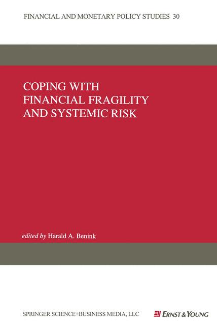 Cover of 'Coping with Financial Fragility and Systemic Risk'