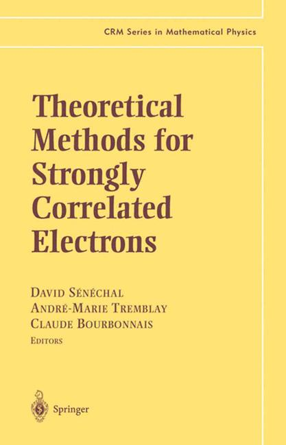 Cover of 'Theoretical Methods for Strongly Correlated Electrons'